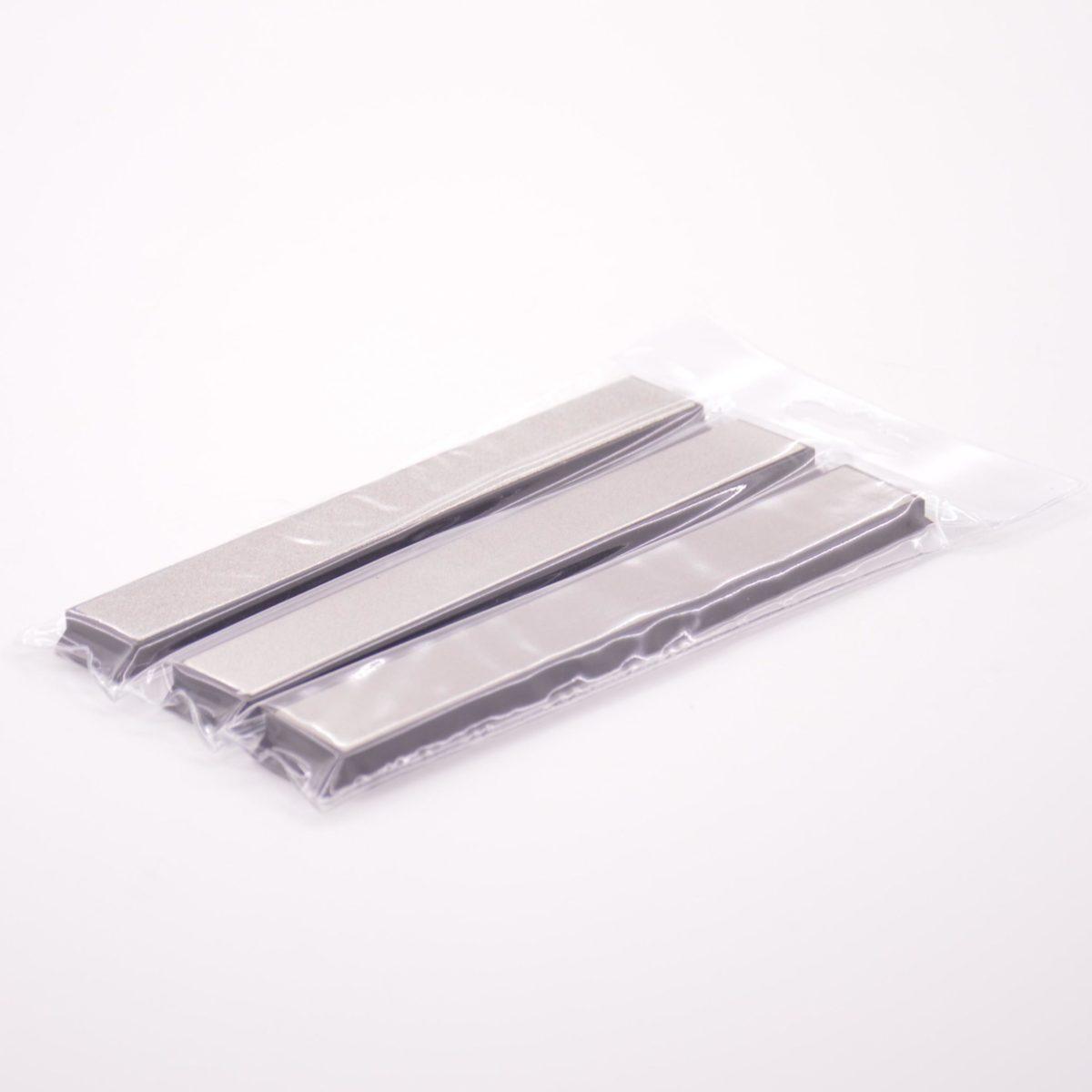 Комплект алмазных брусков DMD tools 240, 600, 1000 грит, 22мм 2