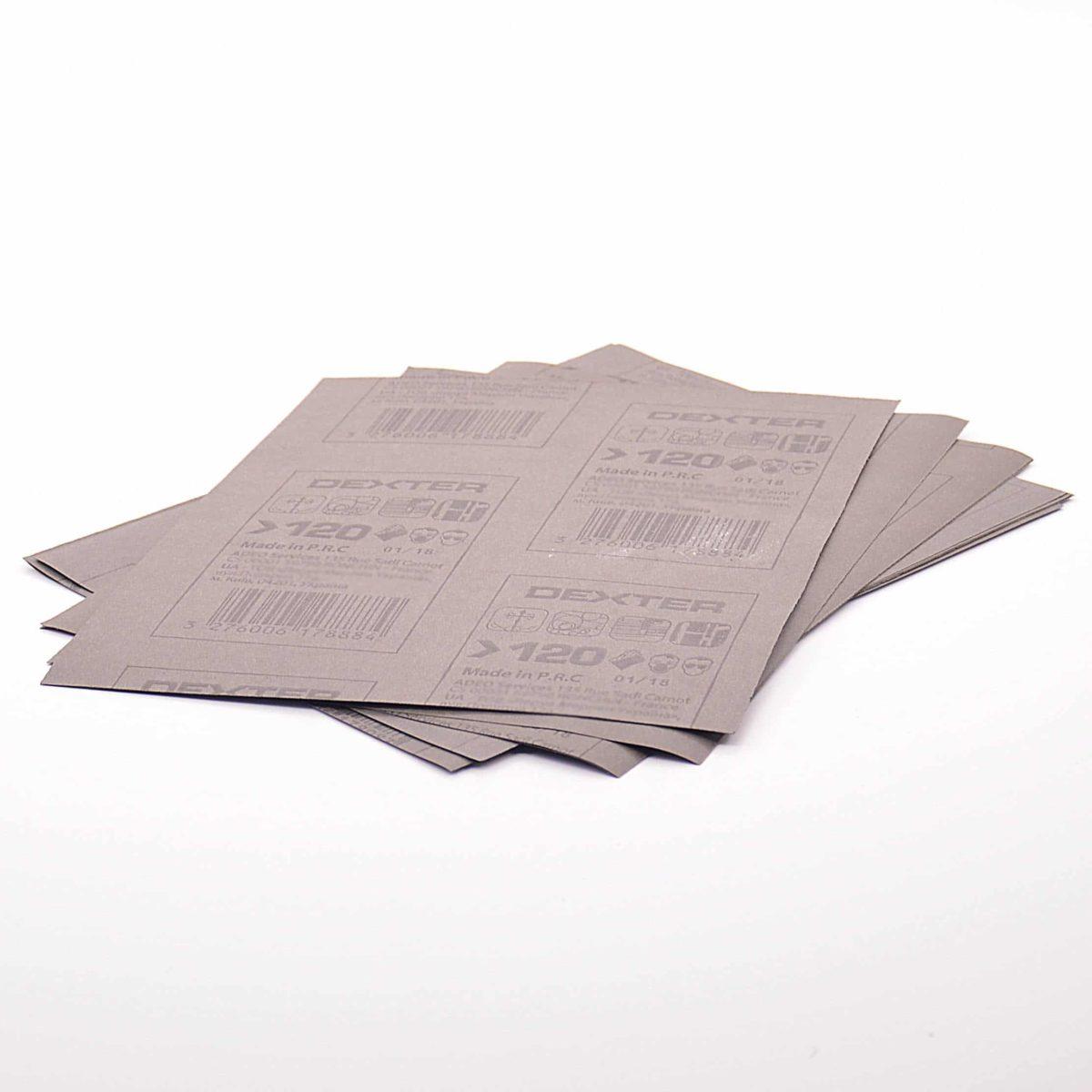 Абразивная водостойкая бумага Р600 2