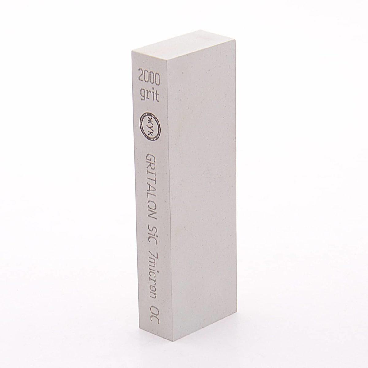 Абразивный брусок GRITALON 2000 грит 150х50х25мм (KK) 2