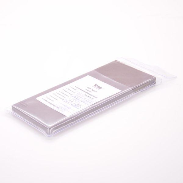 Алмазный 2х сторонний брусок Венев 100/80-50/40 С25% 200х83х10мм