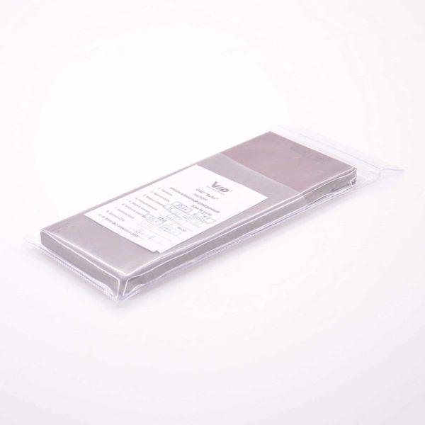 Алмазный 2х сторонний брусок Венев 20/14-7/5 С25% 200х83х10мм