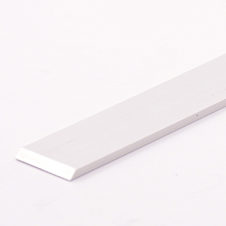 Бланк алюминиевый 160х25х3мм 2