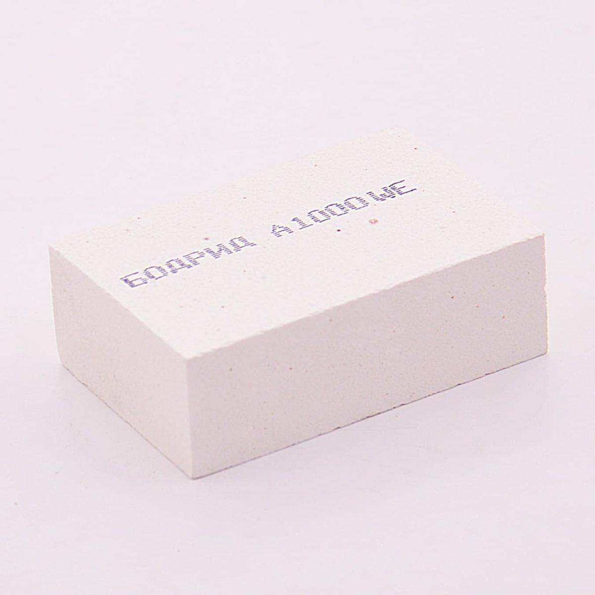 Брусок для чистки камней «Бодрид» 75х50х24мм Grinderman