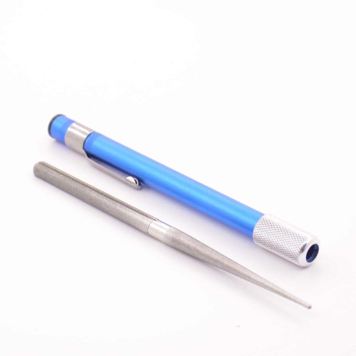 Карманная точилка ручка с алмазным напылением 2