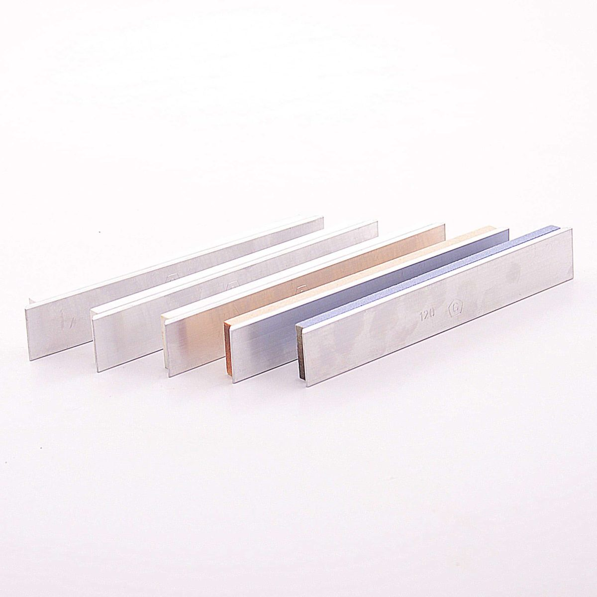 Комплект абразивных брусков из оксида алюминия GRINDERMAN 25 мм (ОА) 2