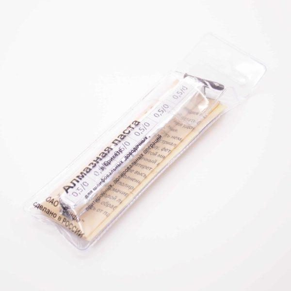 Паста VID алмазная АСМ в брикете 0,5/0 17гр.