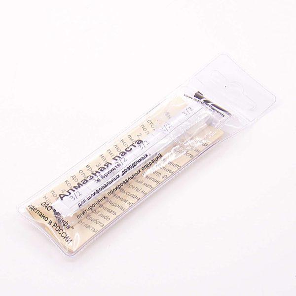 Паста VID алмазная АСМ в брикете 3/2 17гр.
