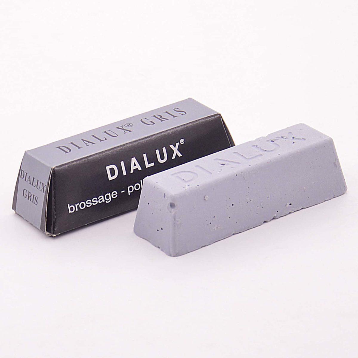 Паста полировальная DIALUX GRIS 110гр. 2