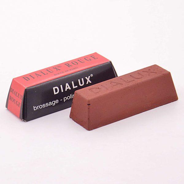 Паста полировальная DIALUX Rouge 145гр. 2