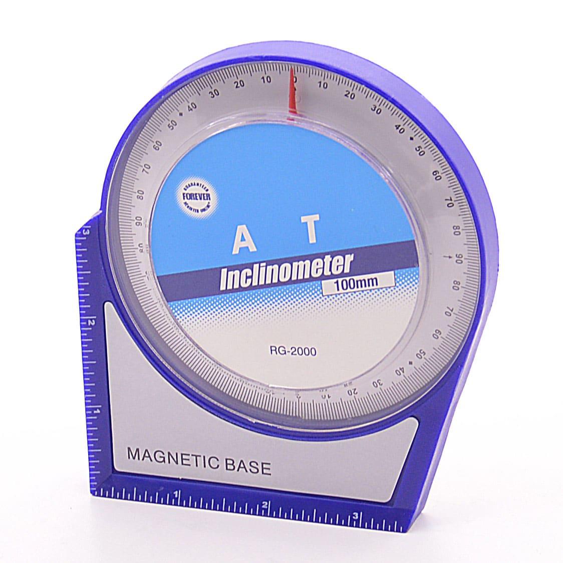 Угломер механический маятниковый с магнитным основанием 2