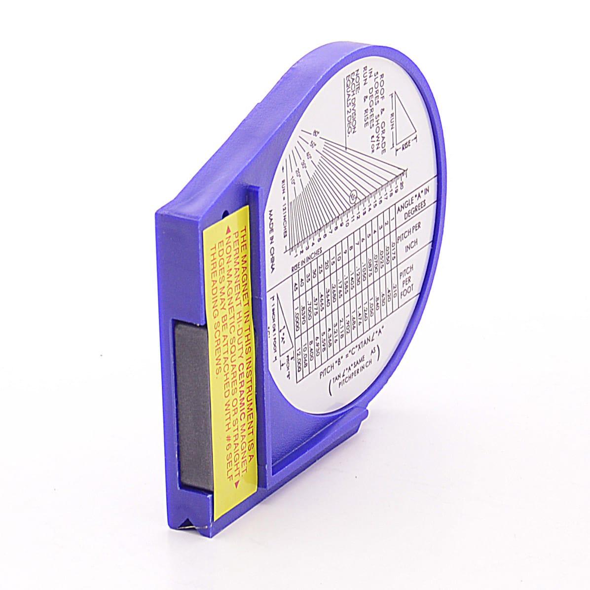 Угломер механический маятниковый с магнитным основанием 4