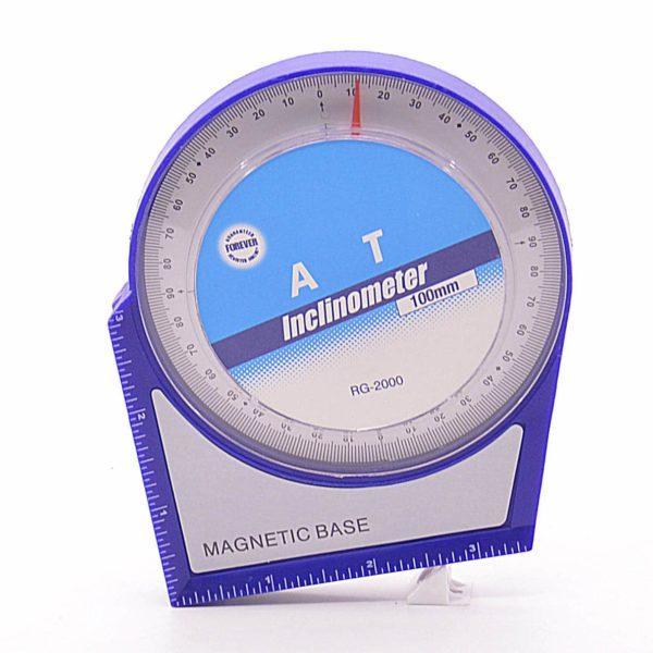 Угломер механический маятниковый с магнитным основанием