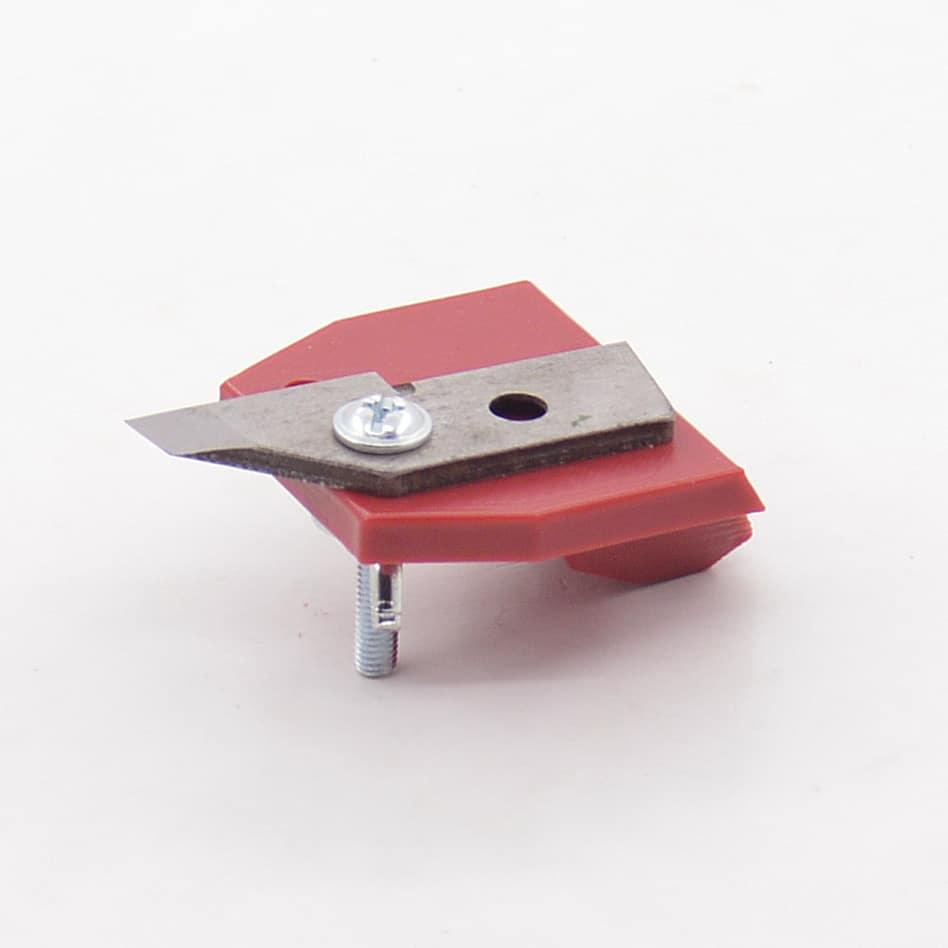 Держатель для заточки ножей ледобура на точилке ЖУК 10