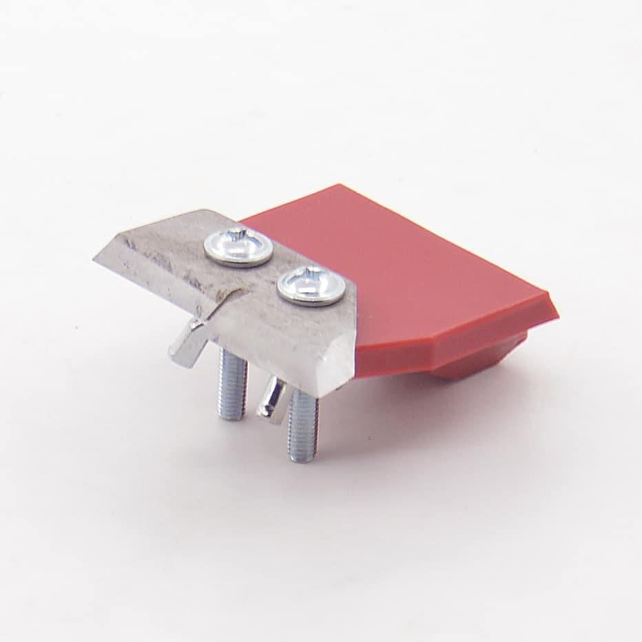 Держатель для заточки ножей ледобура на точилке ЖУК 2