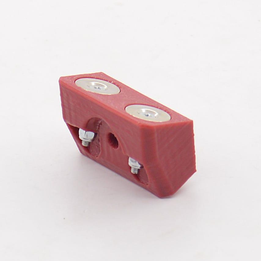 Вставка 45 мм для точилки ЖУК с силой магнитов 7,6 кг