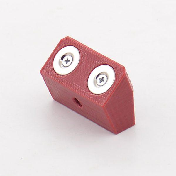 Вставка 45 мм для точилки ЖУК с силой магнитов 7,6 кг 2