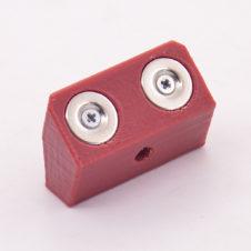 Вставка 45 мм для точилки ЖУК с силой магнитов 7,6 кг.