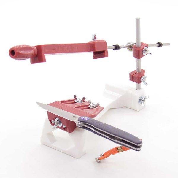 Вставка 45 мм для точилки ЖУК с силой магнитов 7,6 кг 31