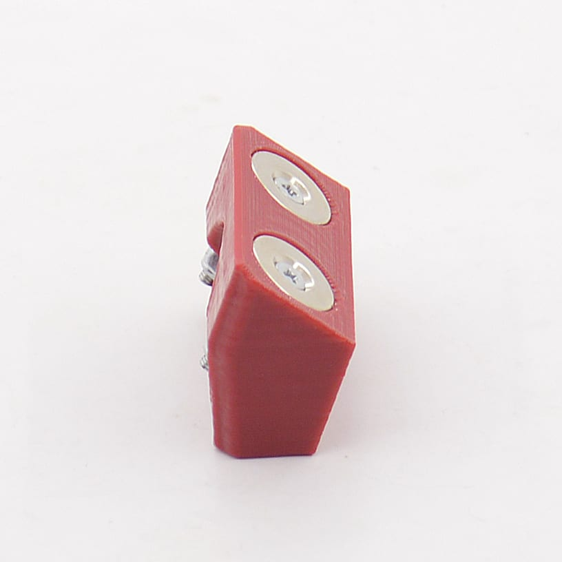 Вставка 45 мм для точилки ЖУК с силой магнитов 7,6 кг 5