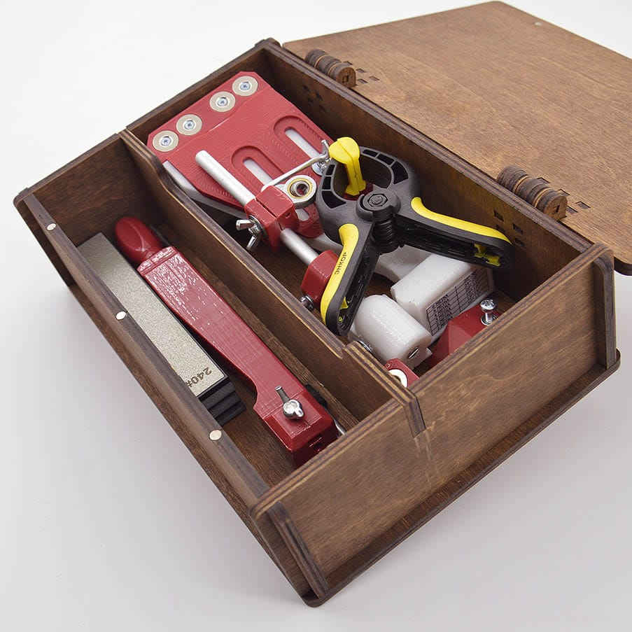 Ящик для точилки ЖУК 2