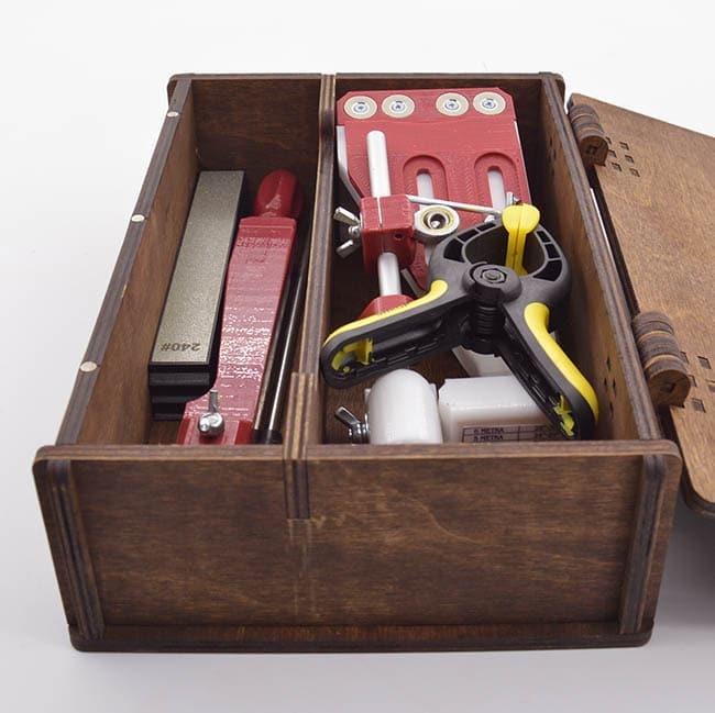 Ящик для точилки ЖУК