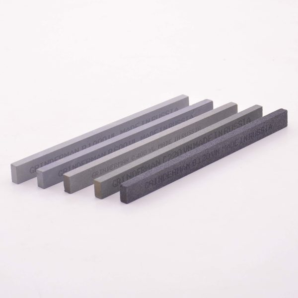 Комплект абразивных брусков GRINDERMAN 12мм (КК) 2