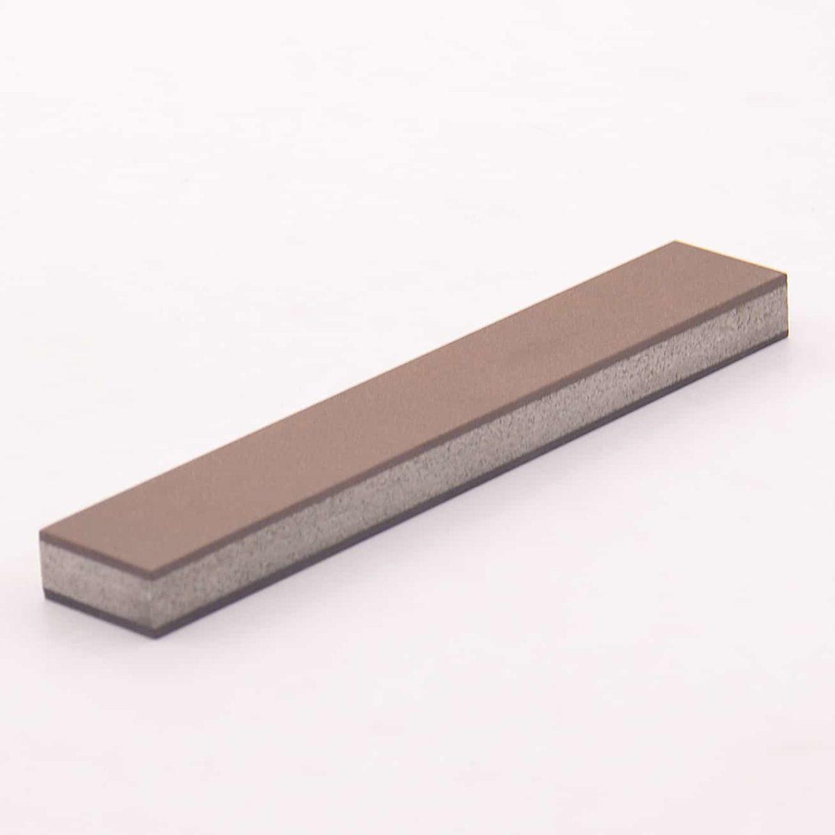 Алмазный 2-х сторонний брусок VID 3/2-1/0 С25%, 25мм