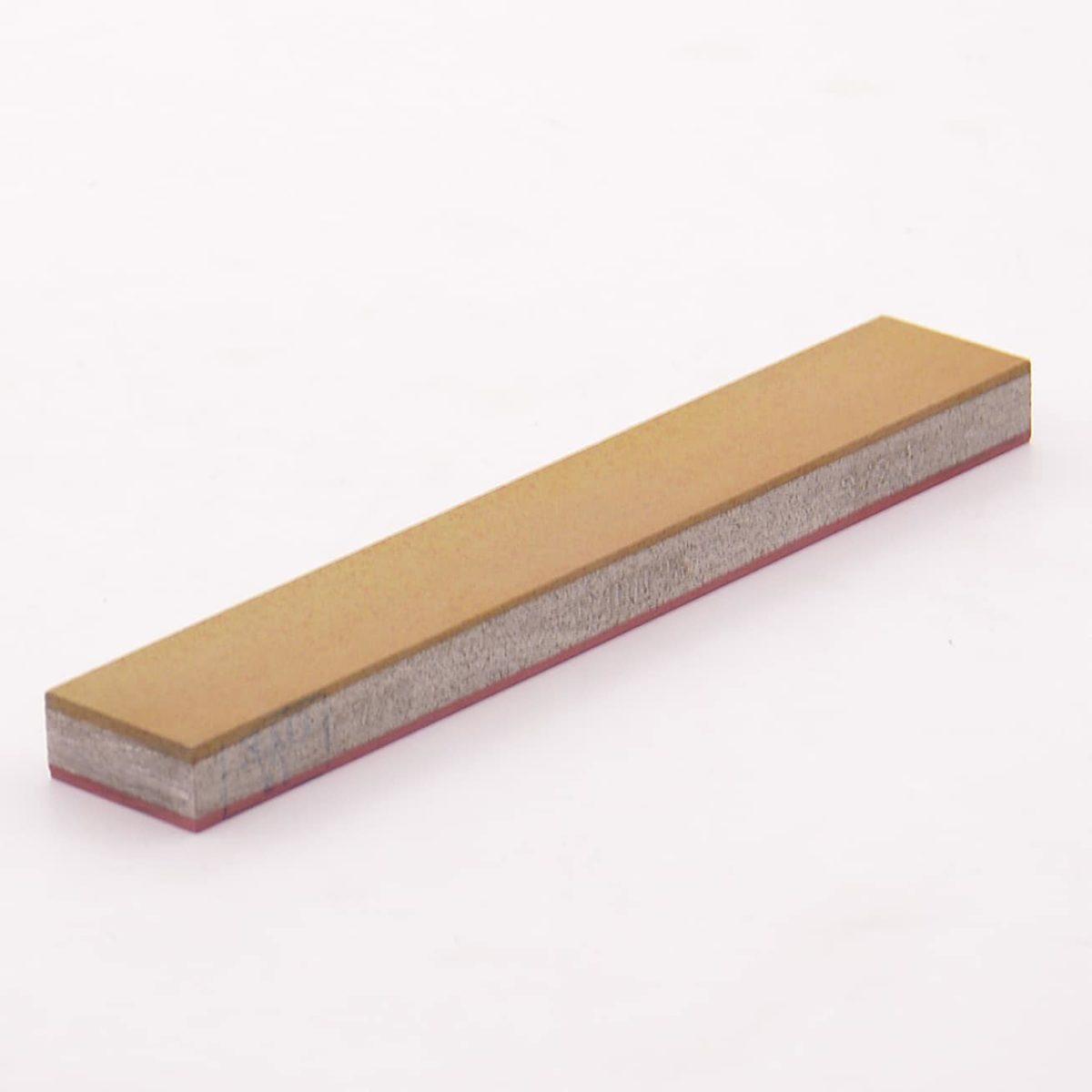 Алмазный 2-х сторонний брусок VID 7/5-3/2 OSB С100%, 25мм 2
