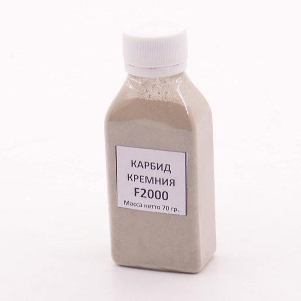 Карбид кремния F2000, 80 гр. Венев