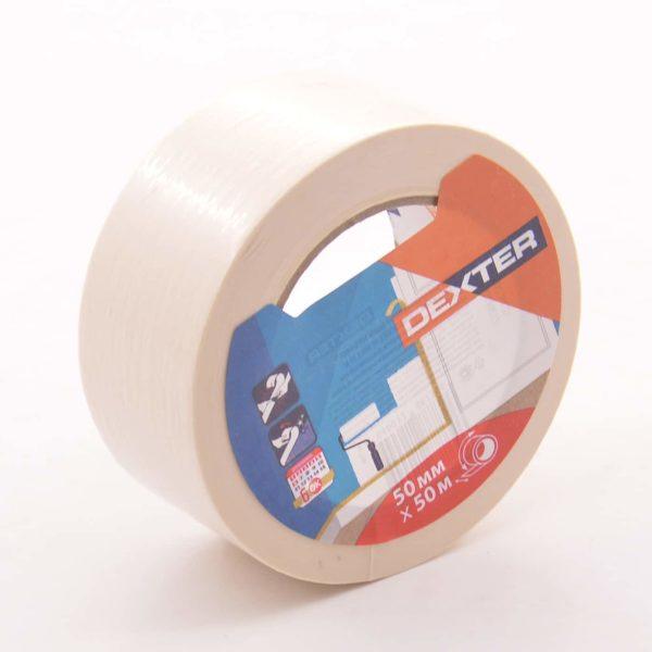 Малярная клейкая лента 50мм*50м, DEXTER